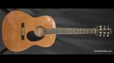 Accent CS-2 Acoustic Non Cutaway Folk Guitar